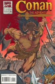 Conan The Adventurer Comics